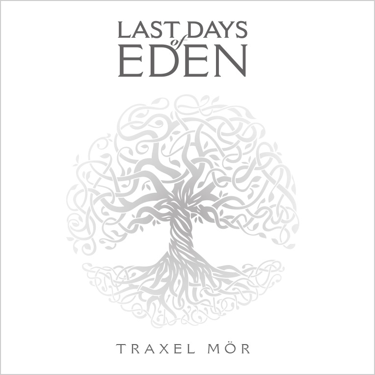 Last Days of Eden Traxel Mor cover
